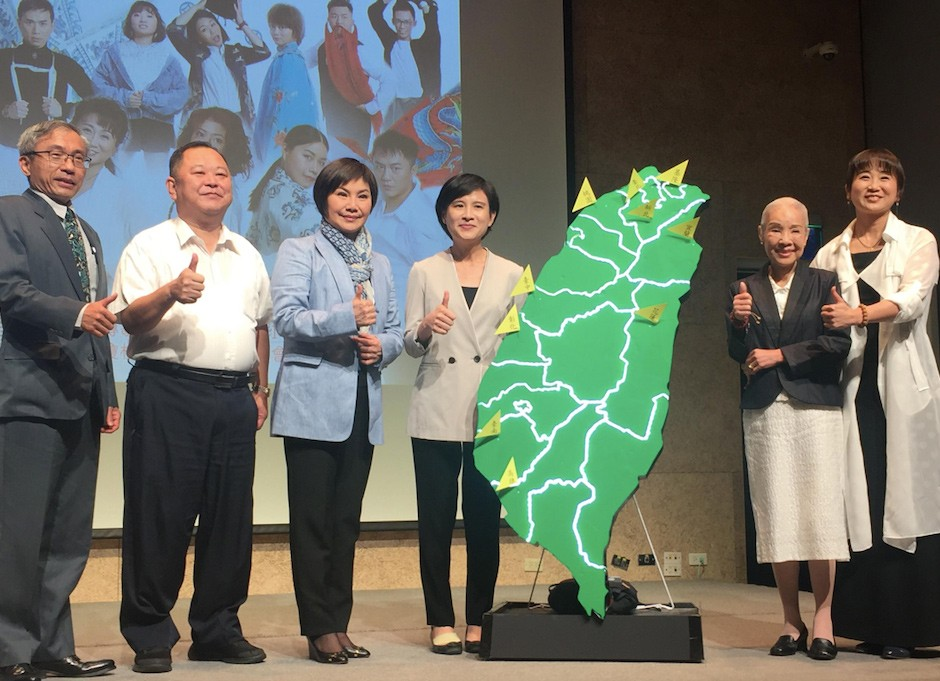 薪傳歌仔戲劇團推出先民追夢故事「夢斷黑水溝」,將於台北、台中巡演(圖/台灣英文新聞Lyla)