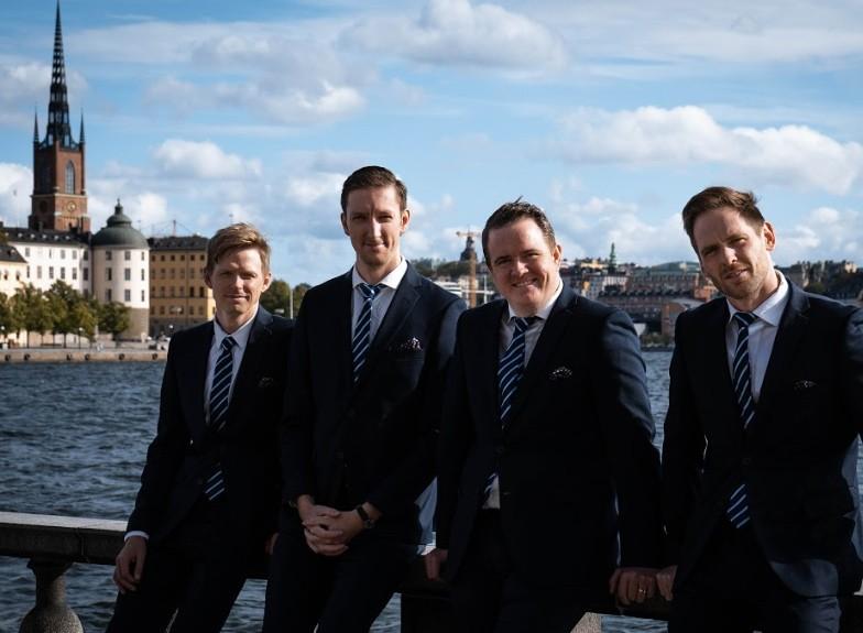 瑞典「理髮廳四重唱」將於國家音樂廳演出(圖/兩廳院)