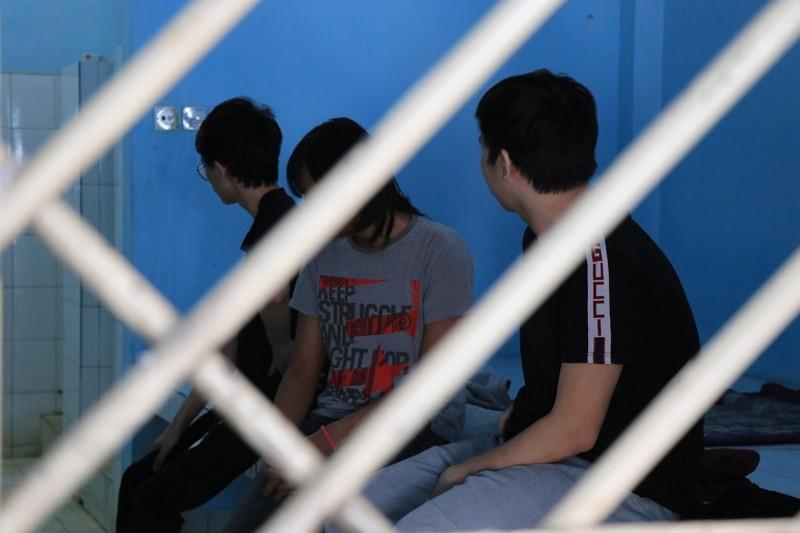 台灣人在印尼因涉嫌電信詐騙被補