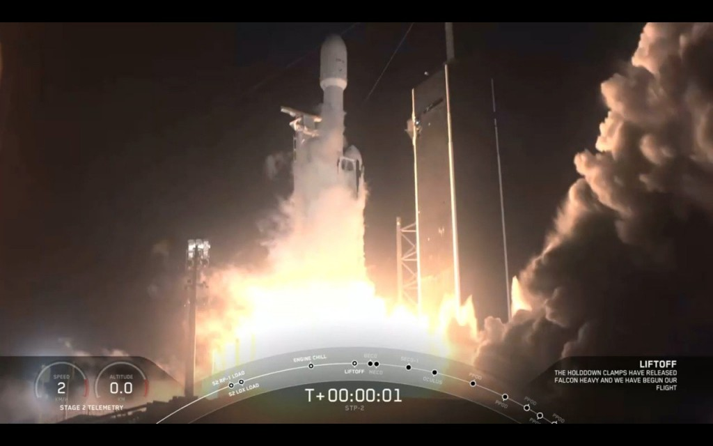 Taiwan's Formosat-7 launched into space