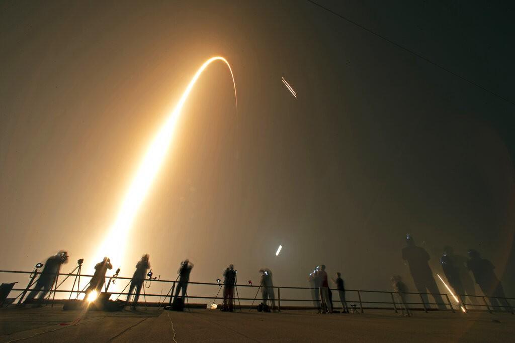 【更新】台美最大科學合作 「福衛七號」衛星順利升空!