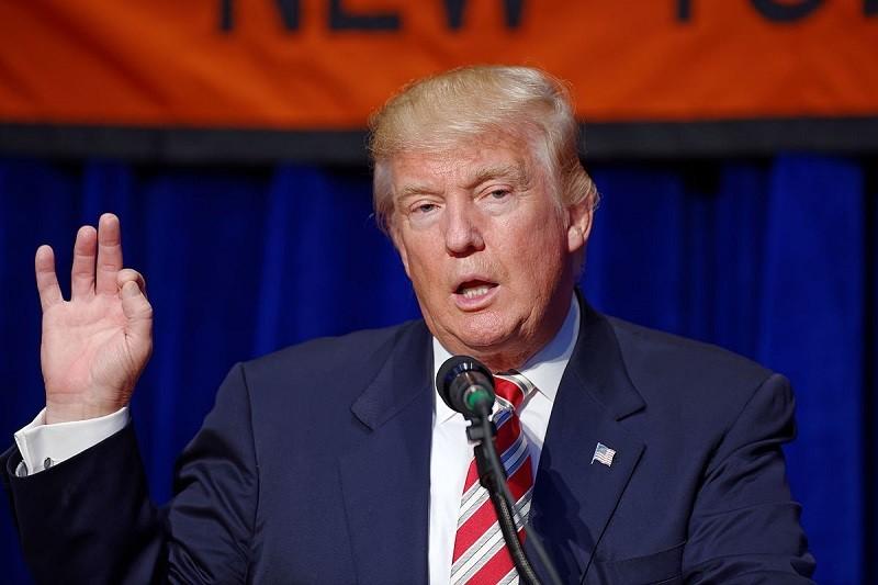 U.S. President Donald Trump. (Wikimedia Commons photo)