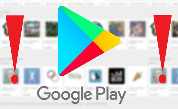 Researchers find over 2,000 malicious apps on Google Play store