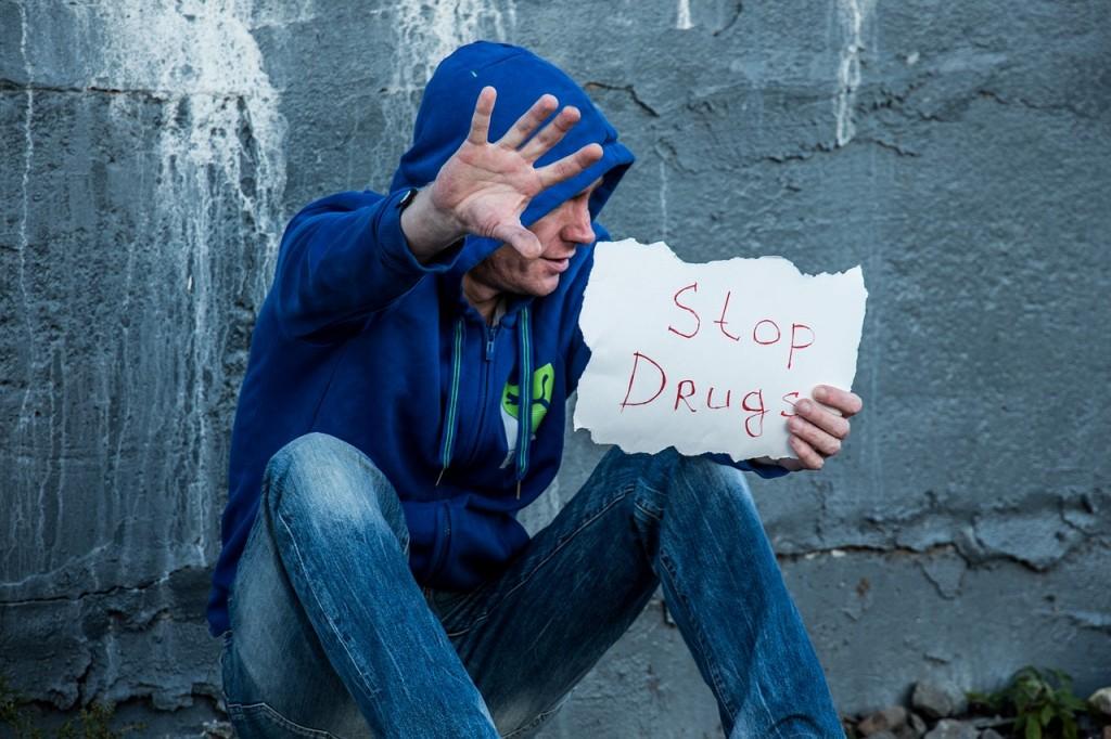 毒品害人不淺 2017全球逾58萬人吸毒致死