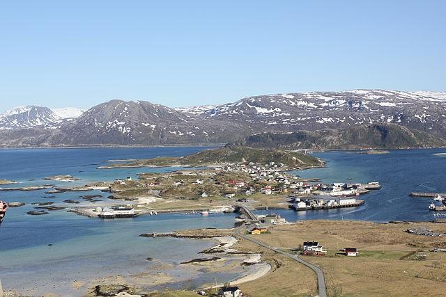 索瑪若伊(Sommarøy)(來源 維基百科 By Harald Groven)