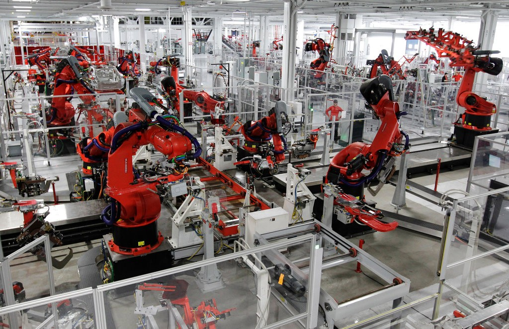 Robots to replace 20 million workers by 2030