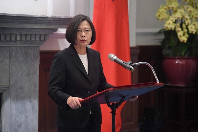 President Tsai Ing-wen (CNA photo)