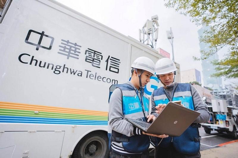 Taiwan's Chunghwa Telecom to forge 500-      Taiwan News