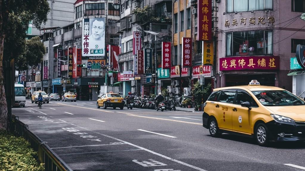 街道示意圖(圖/ pixabay)