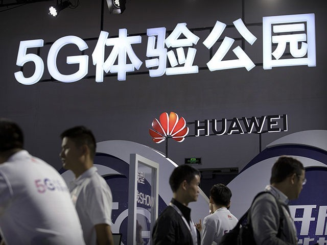 Close links between Huawei and China's military evident from research papers