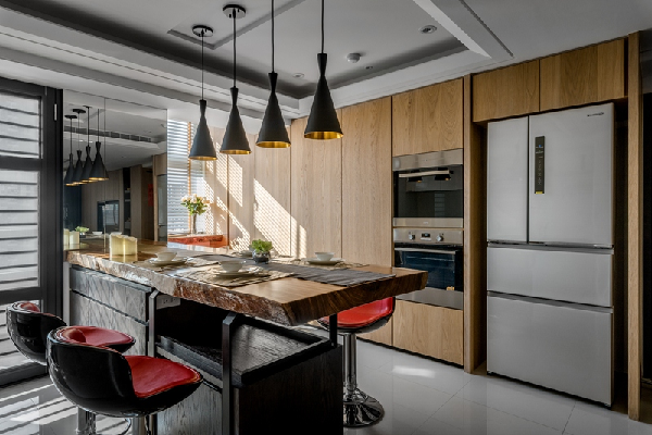 """Interior of """"LYU Residential"""" (Photo from MUSE Design Awards)"""
