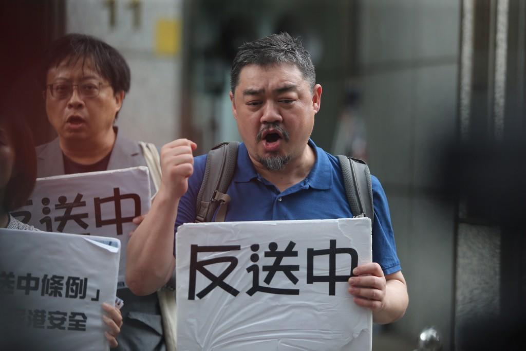 大阪G20前夕 在台港生籲國際領袖關切「反送中」