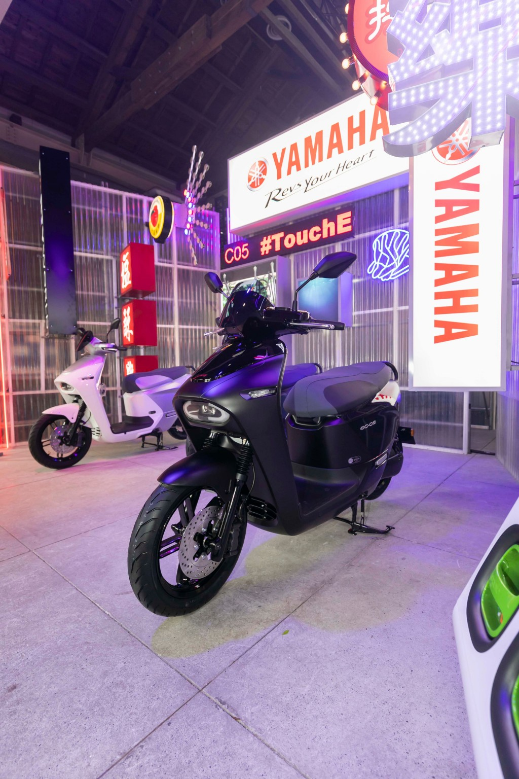 Yamaha releases new electric scooter made by Taiwan's Gogoro