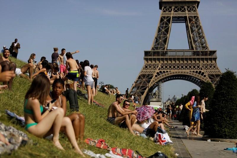 歐洲反常熱浪 西班牙、義大利等多國發布紅色警戒