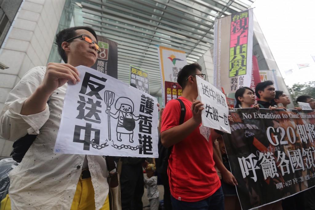 香港七一遊行明登場 民陣:參加人數恐破紀錄