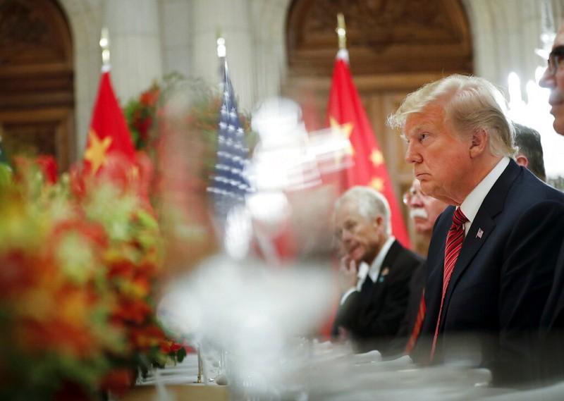 川普G20峰會(AP)