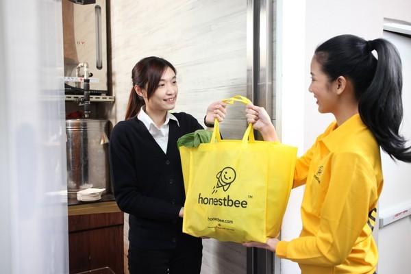 (Photo from Honestbee website)