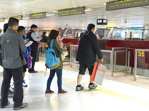 Taiwan to extend visa waiver for visitors from Philippines, Thailand, Russia and Brunei.