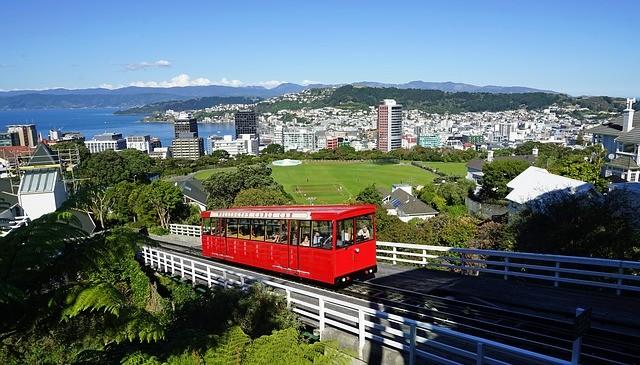 紐西蘭威靈頓(照片來源:Pixabay)