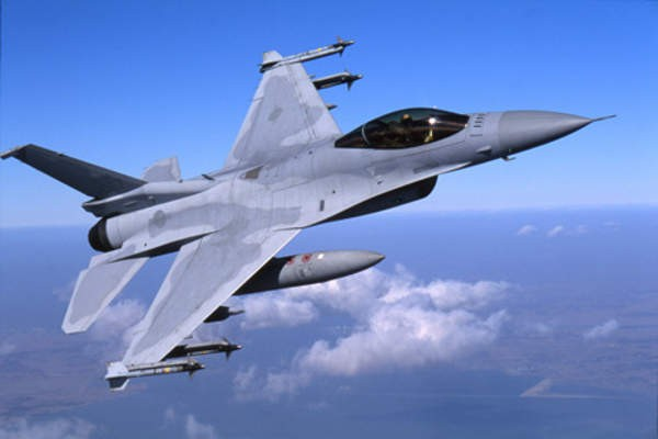 F-16V. (Lockheed Martin photo)