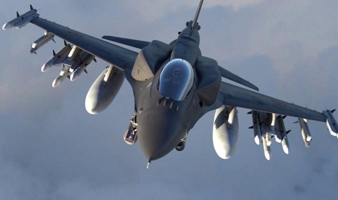 F-16V. (Lockheed Martin image)
