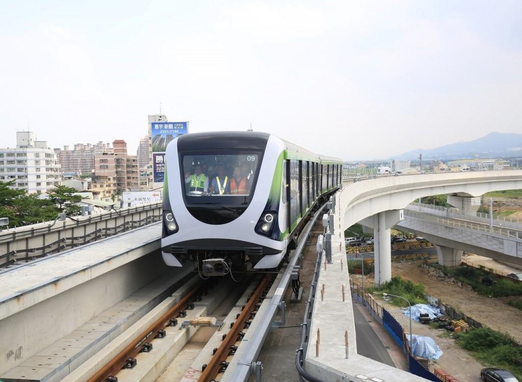 (Taichung City Transportation Bureau photo)