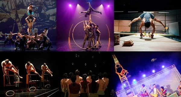 Taiwan circus troupe to enthrall New Delhi audience
