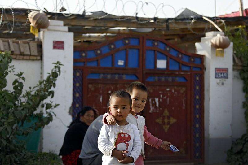 新疆兒童(AP)
