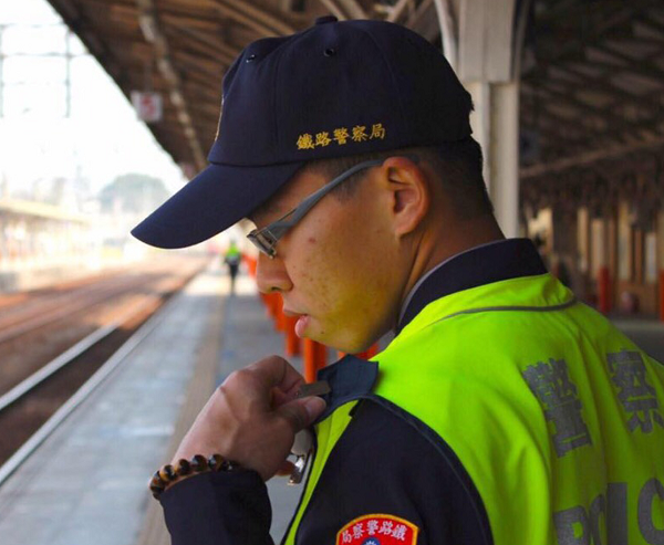 Railway Officer Lee Cheng-han (pictured) died due to an injury sustained during an attack on June 3