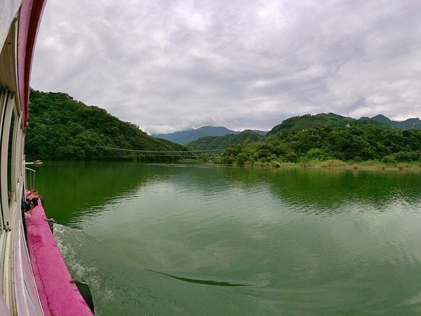 'Shihmen Reservoir Blue Highway' in Taiwan's Taoyuan available this summer