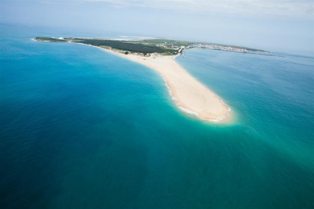 吉貝嶼全島面積約3.1平方公里,海岸線長約13公里,是北海最大的島嶼,國內最熱門的旅遊景點。(圖/澎湖國家風景區官網)