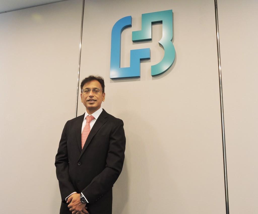 台北富邦銀行首度延攬印度籍金融專才潘柏迪(Pradeep Pant)擔任數位金融總處總處長,潘柏迪將協助北富銀整合商品開創新的數位金融服務