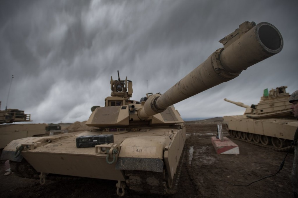 China cries foul at US Abrams, Stinger sale to Taiwan