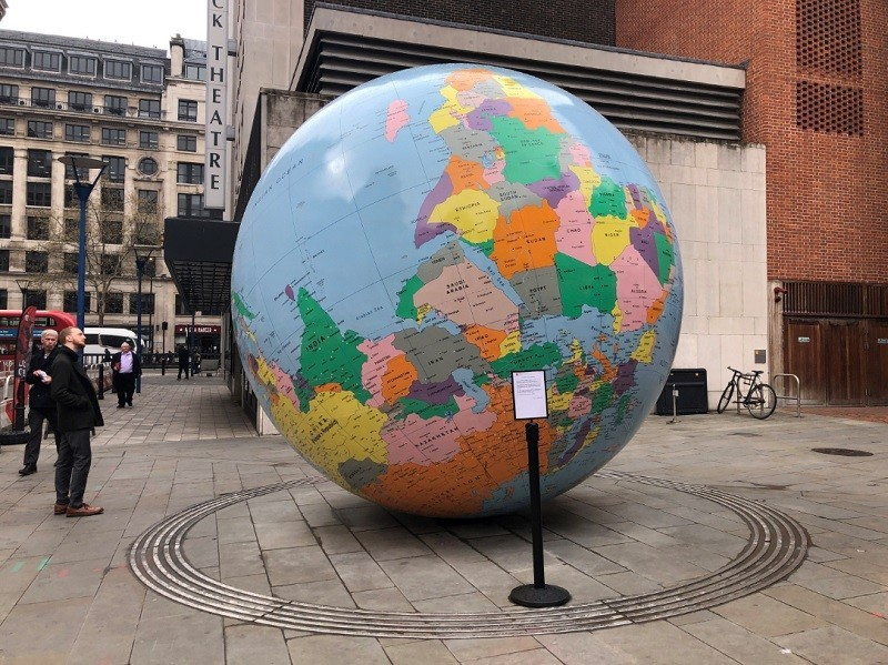 LSE ignores Chinese cries, adds asterisk next to Taiwan on globe