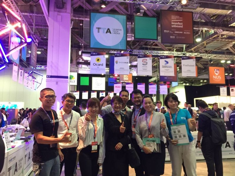 Taiwan startups secure deals worth over US$20 million at Singapore trade show