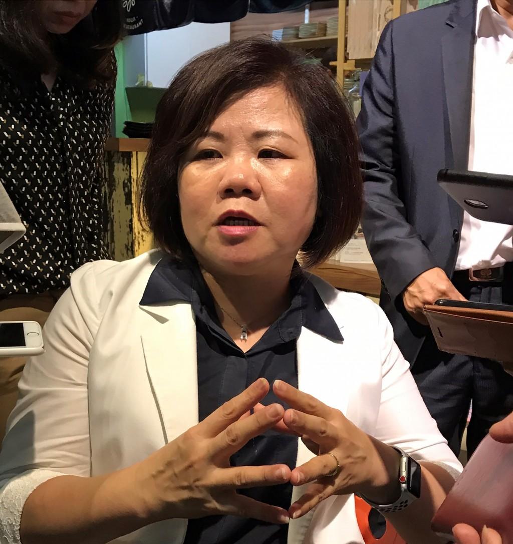 Labor Minister Hsu Ming-chun.