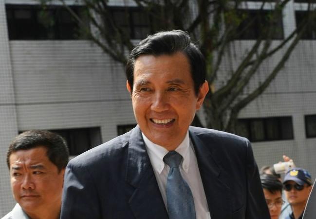 File photo: Ma Ying-jeou