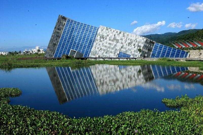 Lanyang Museum (Taiwan Today photo)