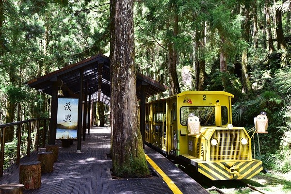 12 Taiwan national forest recreation areas accept EasyCard and iPASS