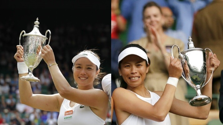 Chan (left), Hsieh (right).
