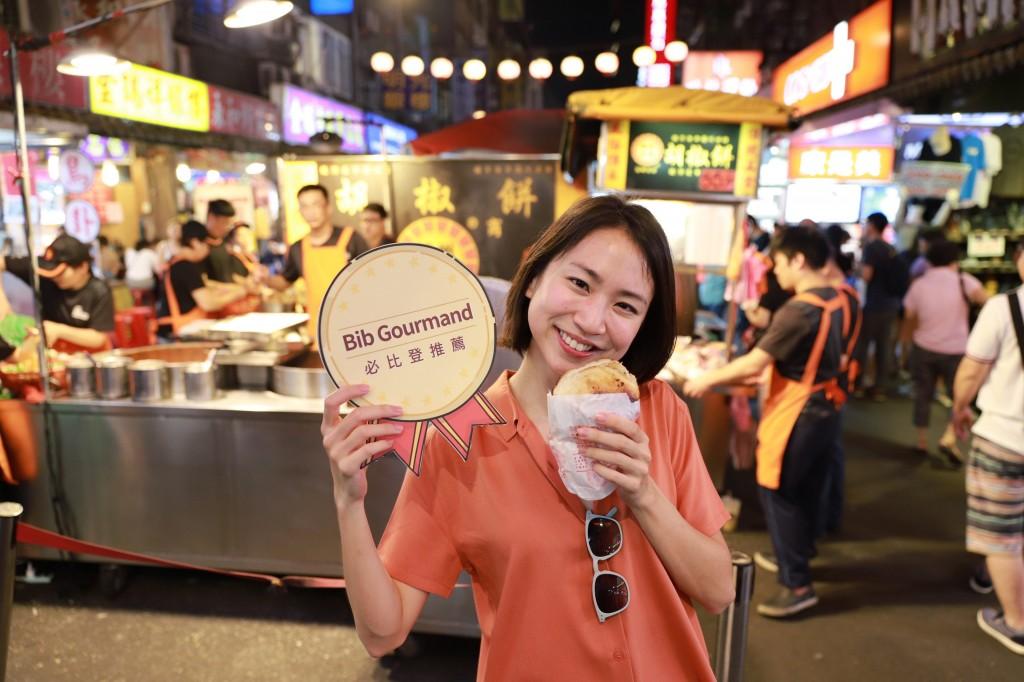 Thai blogger Ming (Taipei City photo)