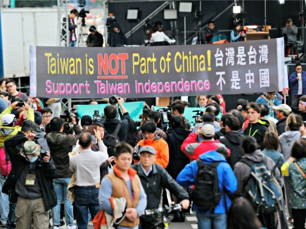 Record 44% of Hongkongers support Taiwan independence