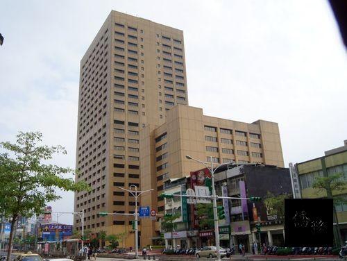 Taipower headquarters on Taipei City's Roosevelt Road.