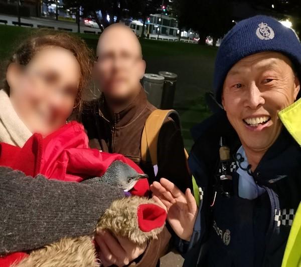 (圖/紐西蘭威靈頓警方臉書(Wellington District Police))