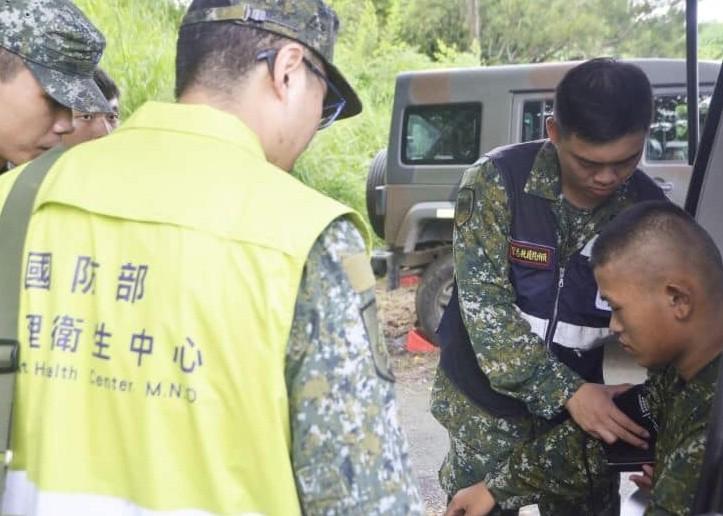 陸軍官校被爆恐群聚染流感,特發新聞稿澄清(圖/陸軍官校臉書)