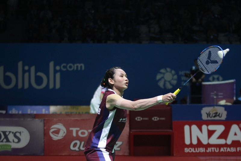 戴資穎印尼羽球公開賽女單挺進4強