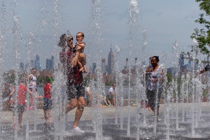 【更新】全美超級熱浪影響2億人 體感溫度恐破43度至少6死