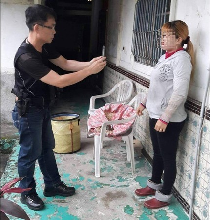 May-December couple among 3 Vietnamese nabbed in SW. Taiwan