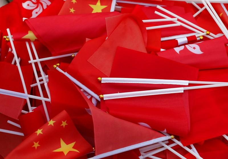 中國國旗(AP)