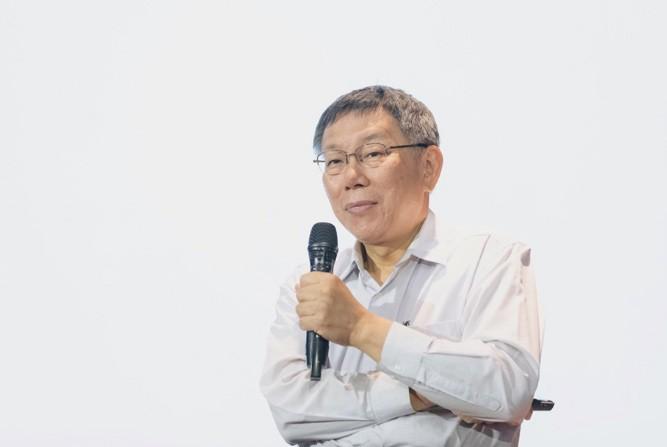 柯文哲質疑中央預算控管能力(圖/柯文哲臉書)